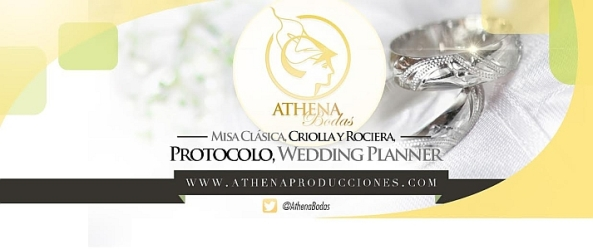 ATHENA BODAS Wedding Planner