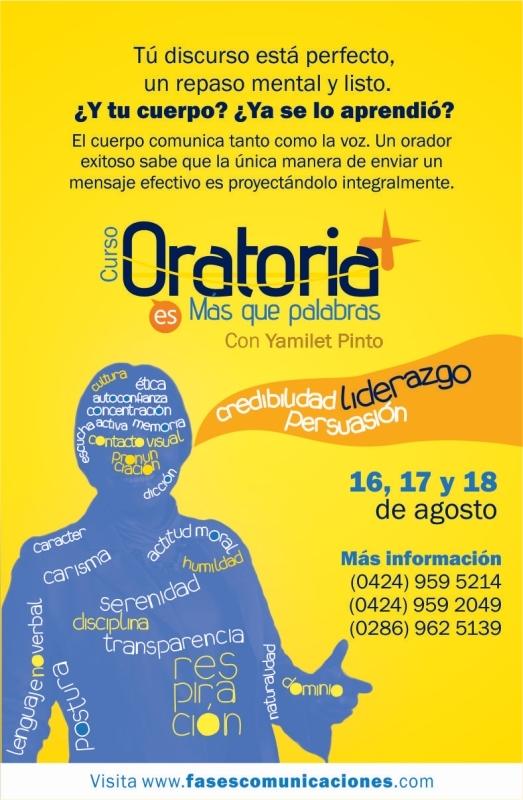CURSO ORATORIA #PZO
