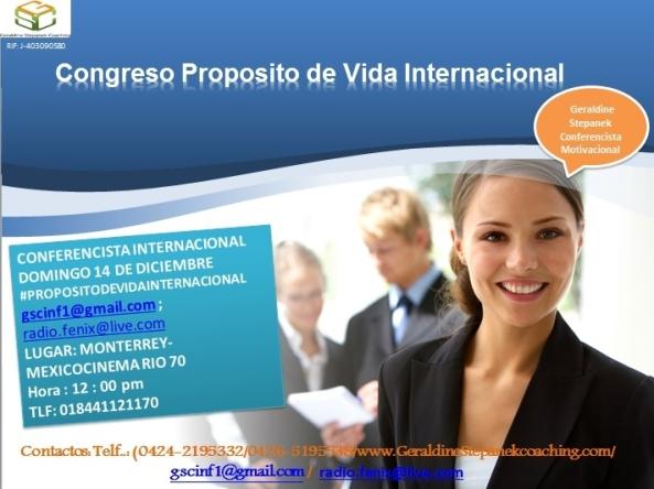CongresoInternacionPropositdeVidaInternacional1