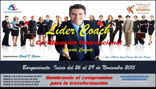 Certificacion lider Barquisimeto 4ta. Cohorte 800px