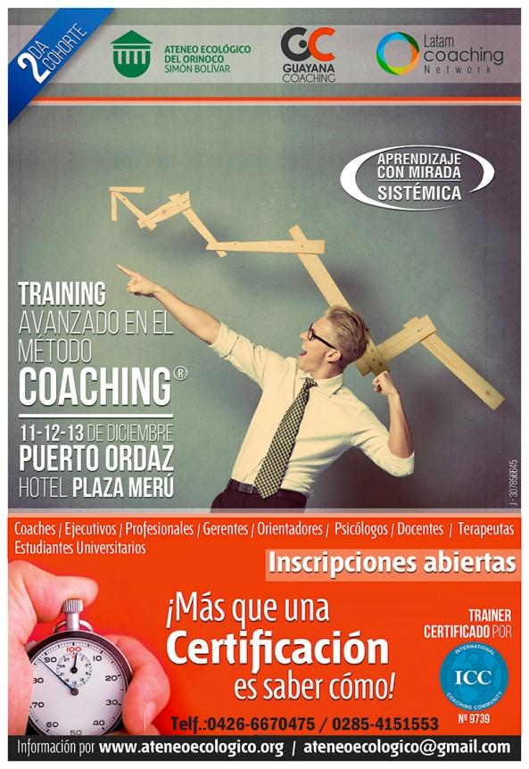 segunda corte de metodo coaching