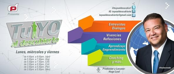 Banners CON HORARIOS TU YO AL DESCUBIERTO 800px