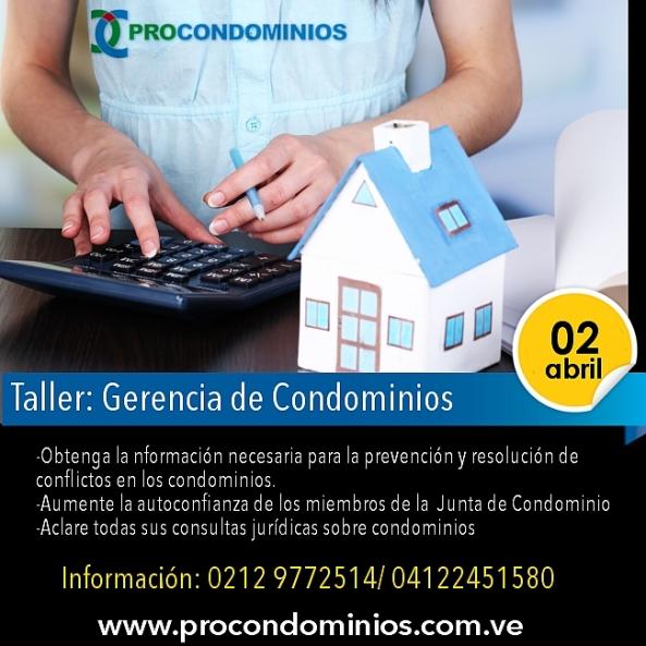 gerencia de condominios