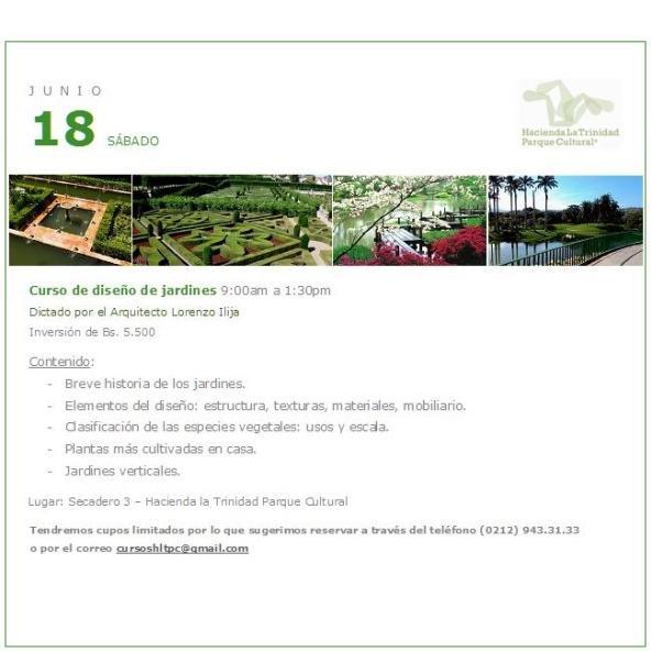 Invitacion Diseno de Jardines 650px