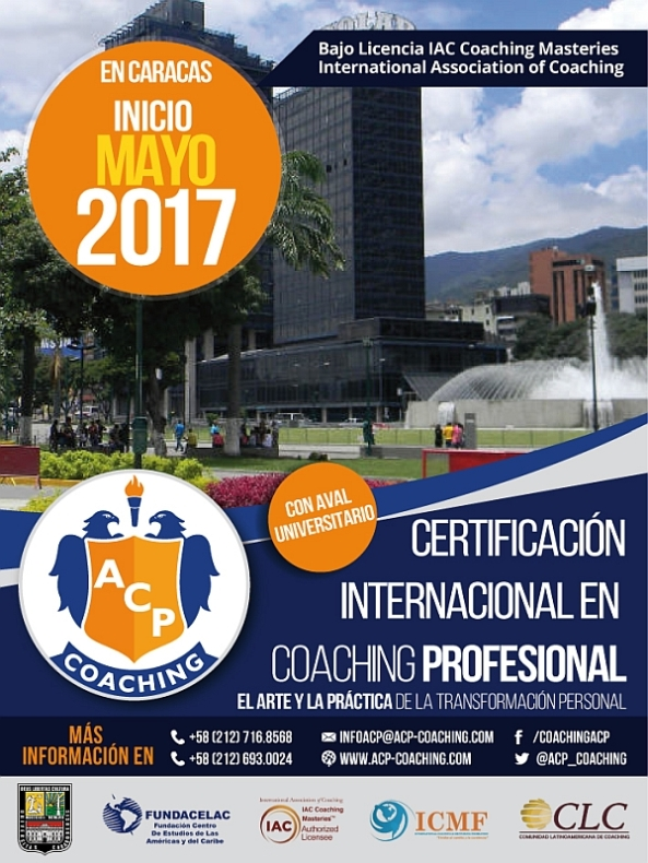 AF Flyer Certificación Internacional en Coaching Profesional-MAY 17 800x600px