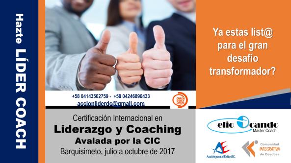 Líder Coach (1) Barquisimeto II 2017