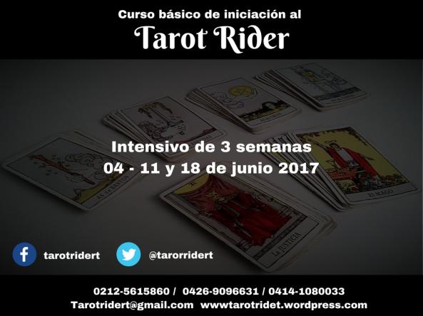 Curso Tarot Rider