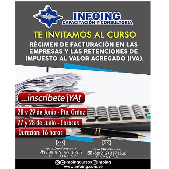 Régimen de Facturación en las empresas y las retenciones de Impuesto al Valor Agregado (IVA) Vpx 650px