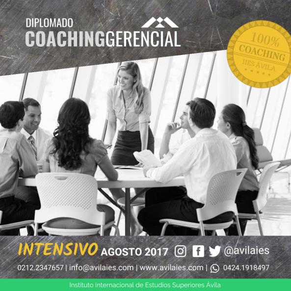 Diplomado Coaching Gerencial_julio2017