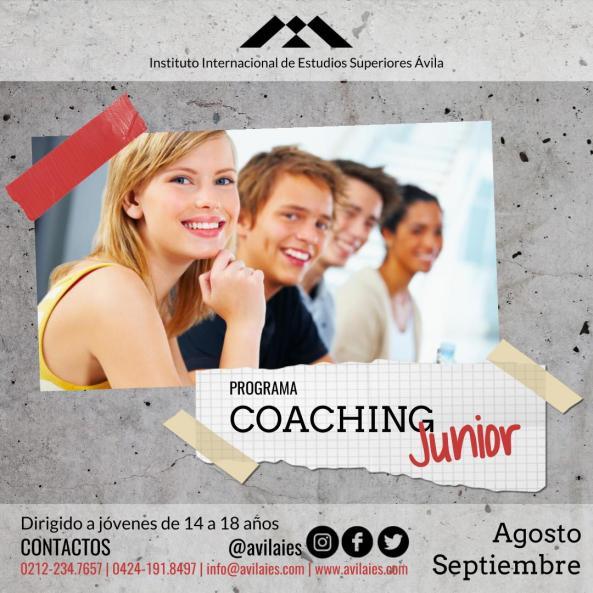 Copia de Programa Coaching Junior 1