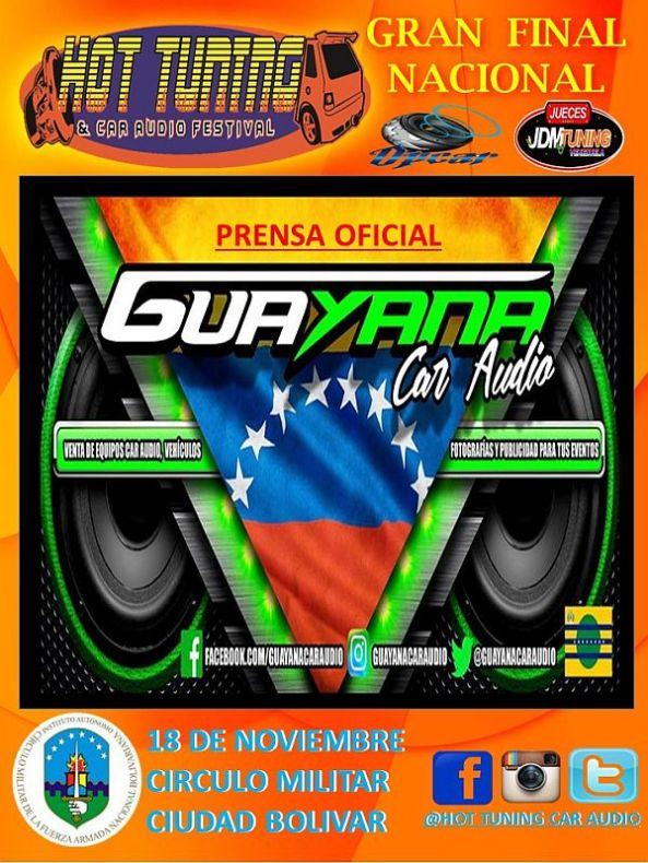 FLAYER GUAYANA CAR AUDIO 800x600px