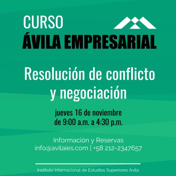 A.Emp. Resolución de conflicto y negociación (nueva fecha) (1)