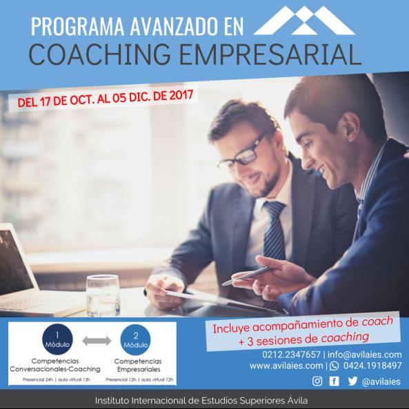 Programa Avanzado en Formacion Empresarial