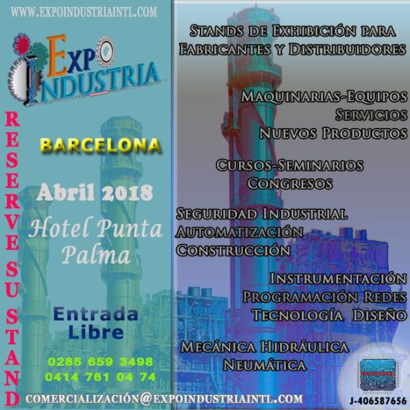 expo industria internacional 650x650px