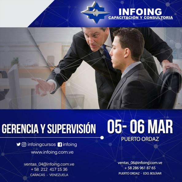 gerencia y supervision 05 y 06 marzo