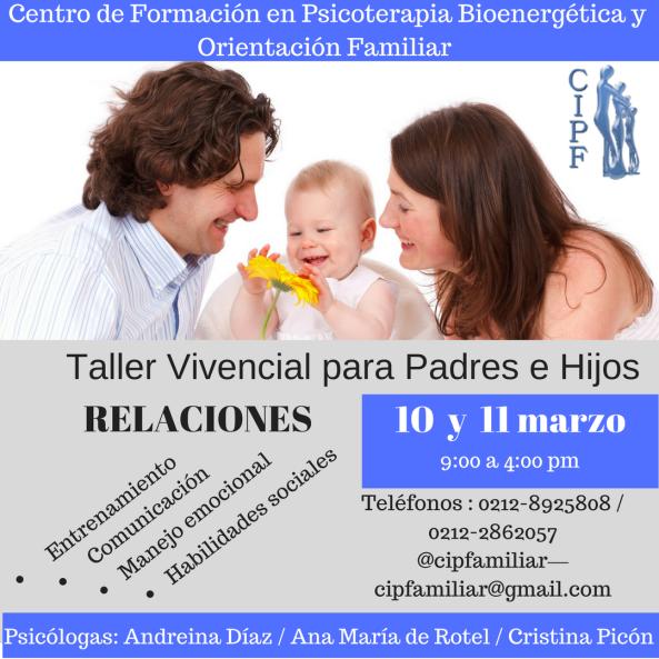 Taller Vivencial para Padres e Hijos (2)