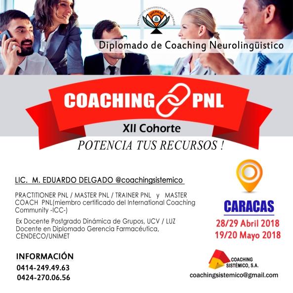 coaching pnl mayo 2018