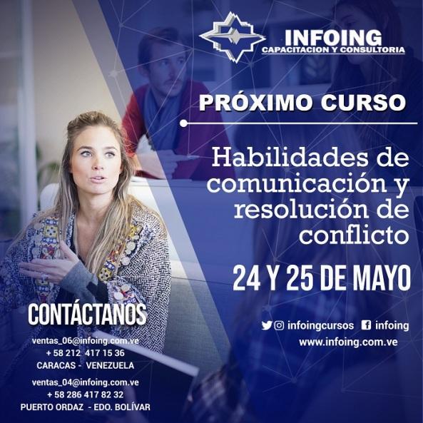 Habilidades de comunicacion y resolucion de conflicto 24 y 25 de MAYO