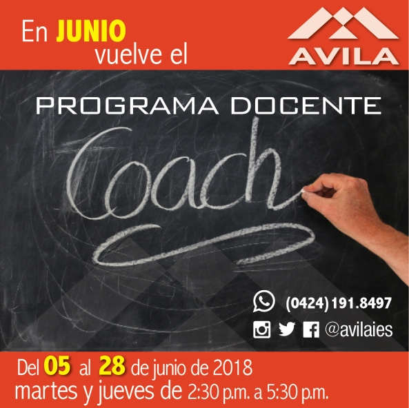 post PROG DOCENTE COACH