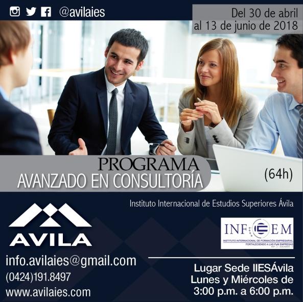 Programa Consultoría