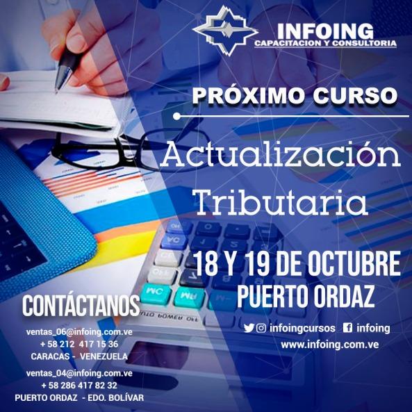 actuaización tributaria 18y 19 10 pzo
