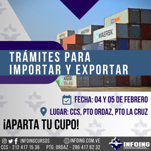 TramitesExportImport